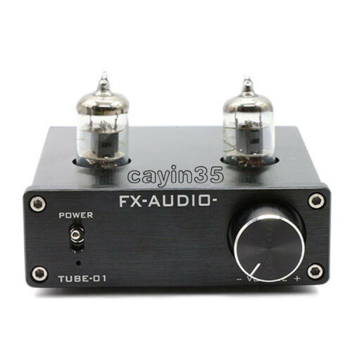 Audio 6J1 Tube CD /& MM Phono RIAA Turntable Pre-Amplifier Hi-Fi Preamplifier