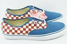 b637c06b74 item 1 Vans Authentic 50th Checkerboard Mens Size 10.5 Skate Shoes Blue  Ashes -Vans Authentic 50th Checkerboard Mens Size 10.5 Skate Shoes Blue  Ashes