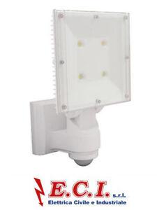 PERRY-1SP-SPF04-Rilevatore-di-movimento-con-faro-a-LED-4-LED