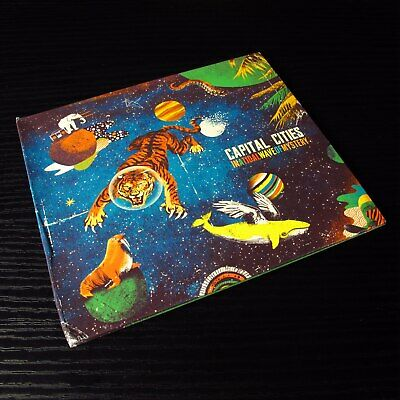 Capital Cities - In A Tidal Wave Of Mystery 2013 USA CD ...