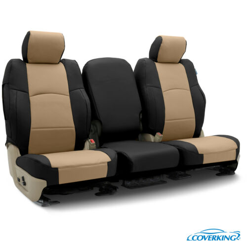 Coverking Custom Front Row Seat Covers For GMC Truck//SUVs
