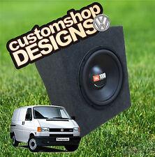 """VW T4 Transporter Camper / Day Van Dashboard 10"""" / 12"""" Subwoofer / Speaker Box"""
