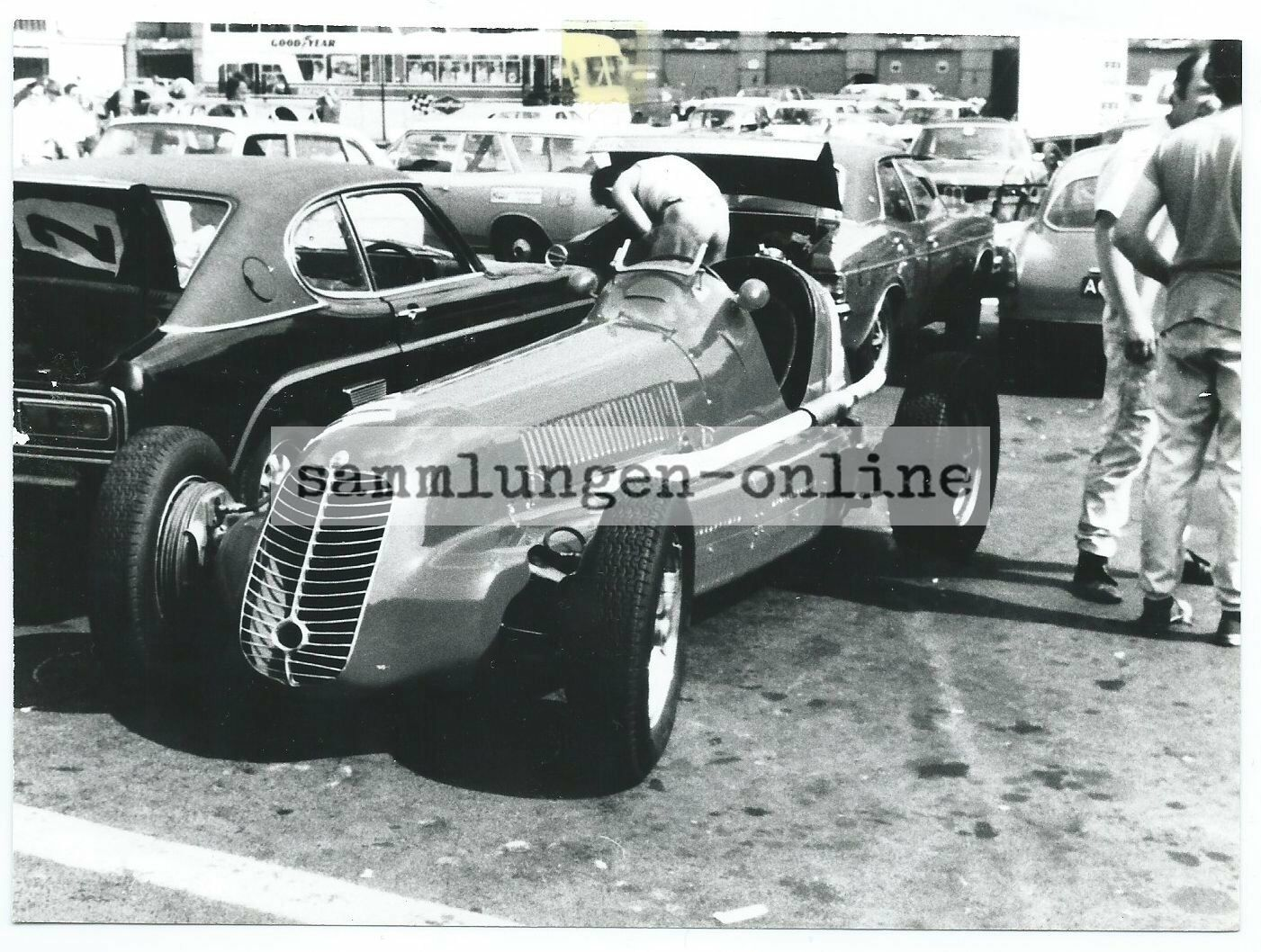 Maserati Tipo 6 CM-1500 Compresseur Sport Mécanique Auto Photo Photographe Photo