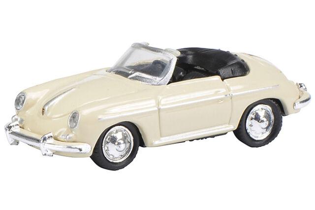 Schuco 28003 (26308) - 1/87 Porsche 356B - Beige - Neu