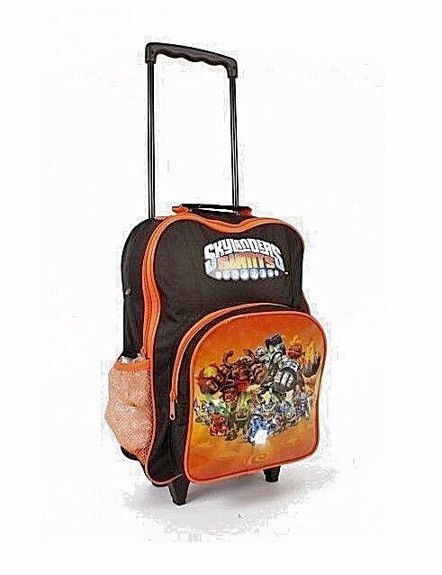 Skylanders Giants Premium wheelbag-Kids SUITECASE