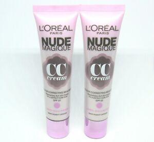 LOreal Paris Nude Magique CC Cream Anti-Dullness - Krem