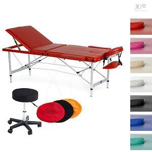 Lettini Per Massaggi Estetica Lettino Da Massaggio 3 Zone Alluminio