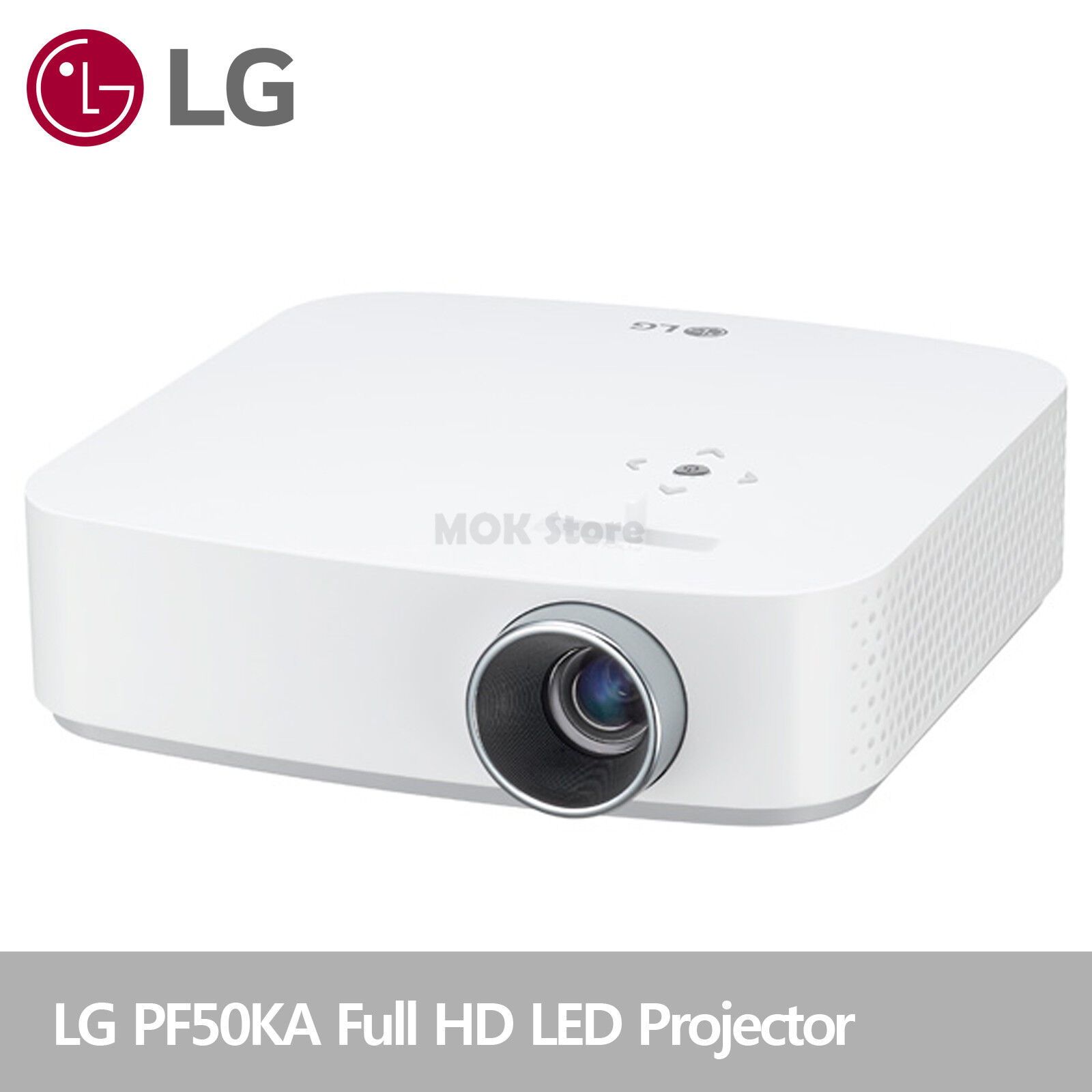 LG PF50KA Full HD LED Smart Home Theater Projector (1920 X