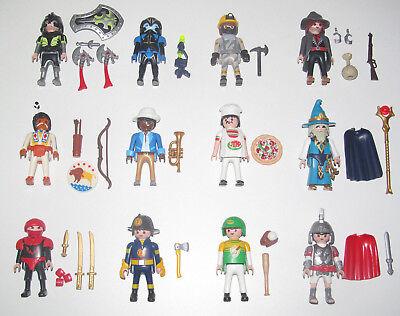 Accessoires Modèle au Choix NEW Playmobil Figurine Serie 11 Homme Personnage