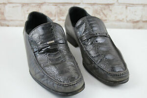 Russell-amp-Bromley-Leather-Loafers-size-Us-8