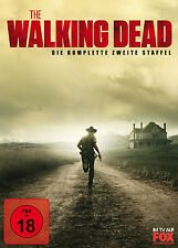 4 DVDs * THE WALKING DEAD - SEASON / STAFFEL 2 # NEU OVP WVG