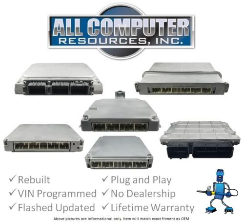 Plug /& Play 1993 Toyota T100 ECU ECM PCM Engine Computer P//N 89661-34010