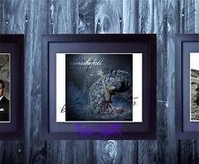 BlessTheFall Awakening Album SIGNED AUTOGRAPHED 10X8 FRAMED PREPRINT PHOTO