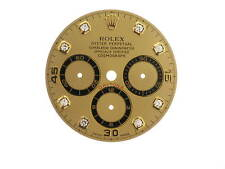 Champagne Diamond dial Rolex Daytona ref. 16528 - 16518 - 16523 new genuine