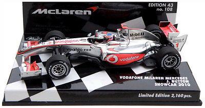 McLaren Mercedes MP4-27  Button  Formel 1 2012-1:43 Minichamps 530124303