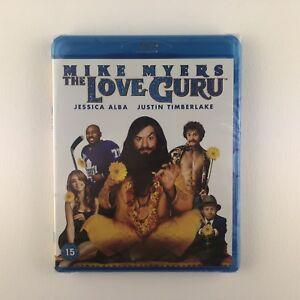 The-Love-Guru-Blu-ray-2008-New-amp-Sealed