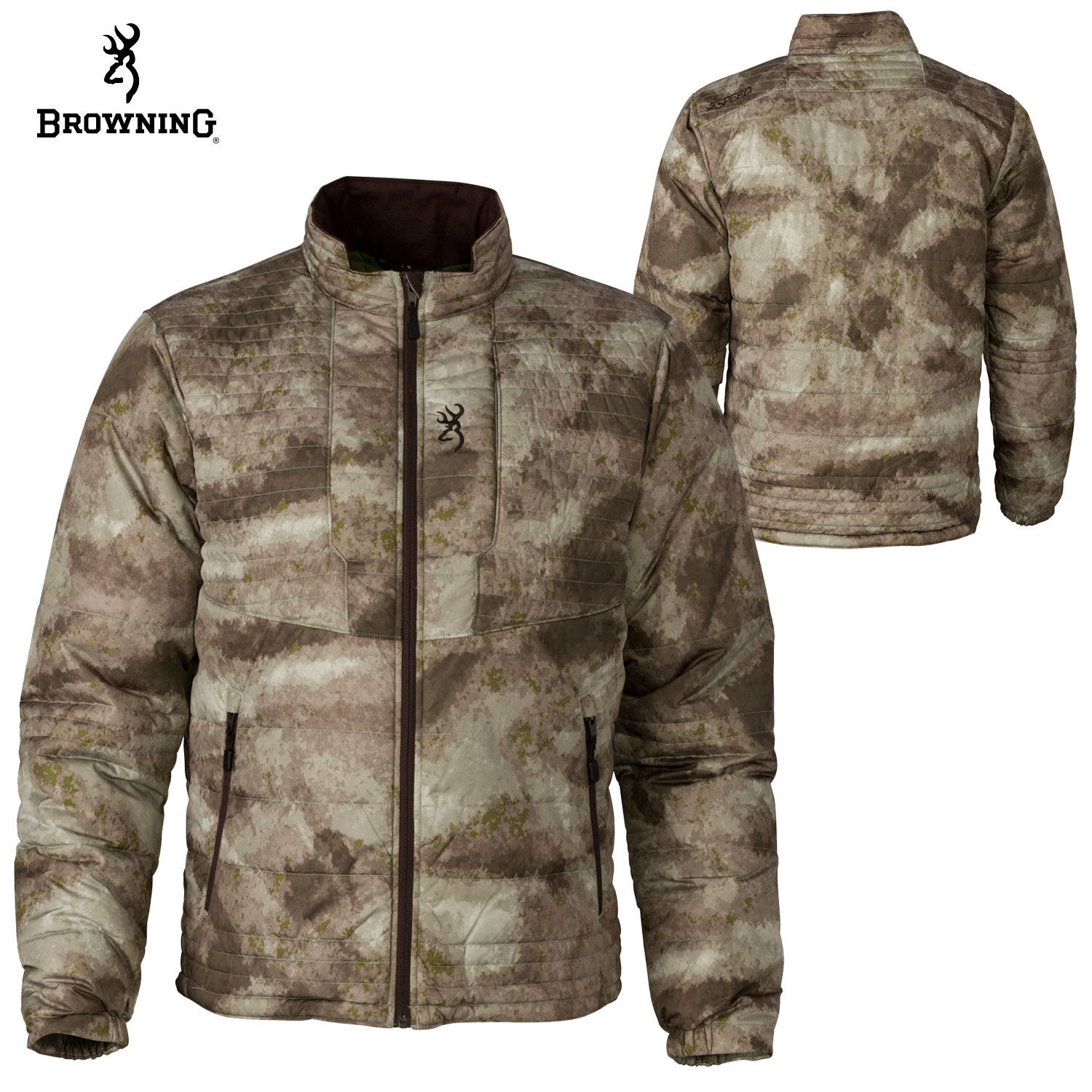Browning Hell's Canyon Speed  Shrike Jkt (S)- ATACS AU  the newest