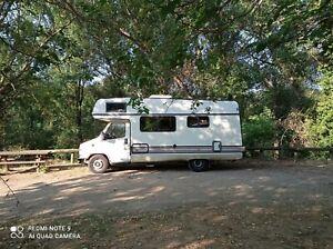 Citroen C25 2.5td Camping Car Boîte de vitesse HS
