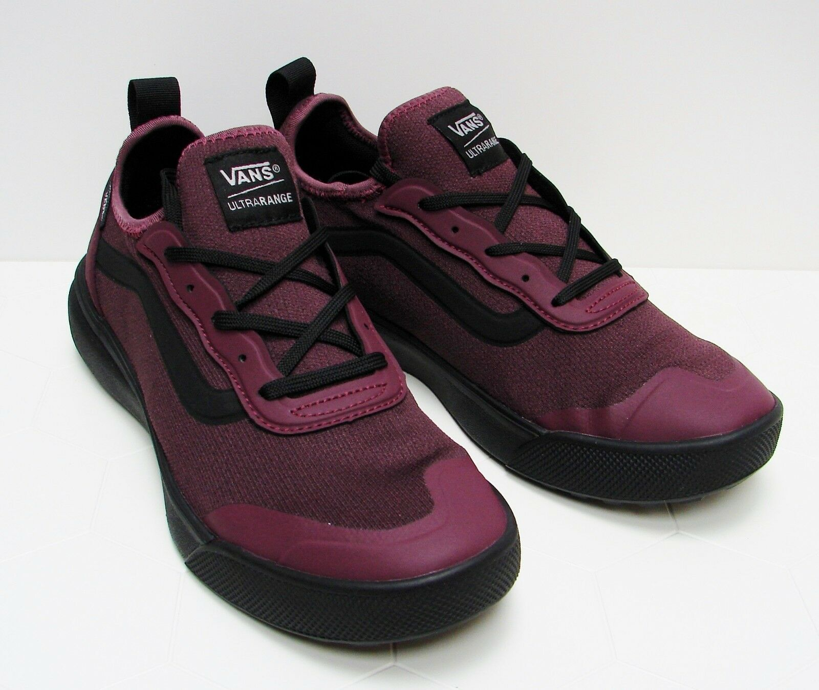 VANS UltraRange AC Catawba Grape  Black VN-0A3MVQYGU Mens size  13
