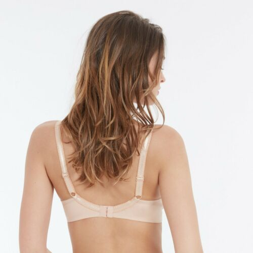 Nude B to E Cup Bestform 14440 Cocoon Side Support Bra 34-42 Sable