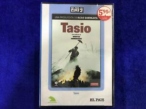 TASIO-DVD-NUEVO-NEW-MONTXO-ARMENDARIZ