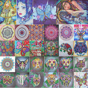5D-Diamond-Painting-Embroidery-Cross-Crafts-Stitch-Kit-Home-Art-Craft-Decor-DIY