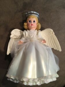 Angel Of Christmas Hallmark.Details About Hallmark Madame Alexander Holiday Angels Twilight Angel Christmas Ornament