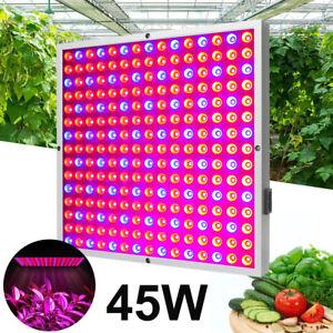 45W 1000W LED Grow Light Full Spectrum Panel Lamp for Indoor
