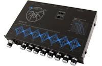 SOUNDSTREAM MPQ-7B 1/2-DIN 7-BAND GRAPHIC EQUALIZER SUBWOOFER LEVEL CONTROL EQ