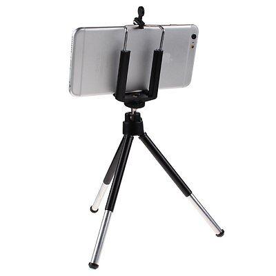Stativ für iPhone 4 4S 5 5S 5C 6 Plus Ständer Halterung Tripod Kamera Foto Handy
