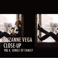 Suzanne Vega - Vol. 4-songs Of Family [new Cd] Uk - Import