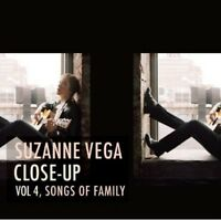 Suzanne Vega - Vol. 4-songs Of Family [new Cd] Uk - Import