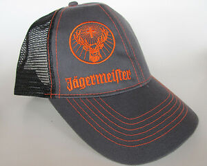 8c55dbfe23e Image is loading New-Jagermeister-Baseball-Snapback-Trucker-Hat-Cap-Orange-