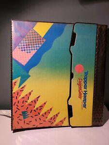 Vintage-RARE-1988-Mead-TRAPPER-KEEPER-Designer-Series-3-Ring-Binder