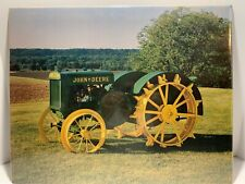 Pitching In by Donald Zolan Art Print John Deere Tractor Farm Poster 22x28