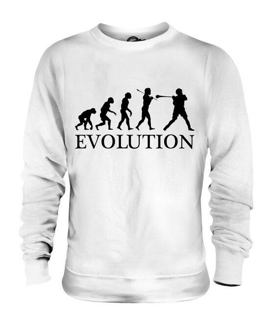HURLING EVOLUTION OF MAN UNISEX SWEATER  Herren Damenschuhe LADIES GIFT CLOTHING