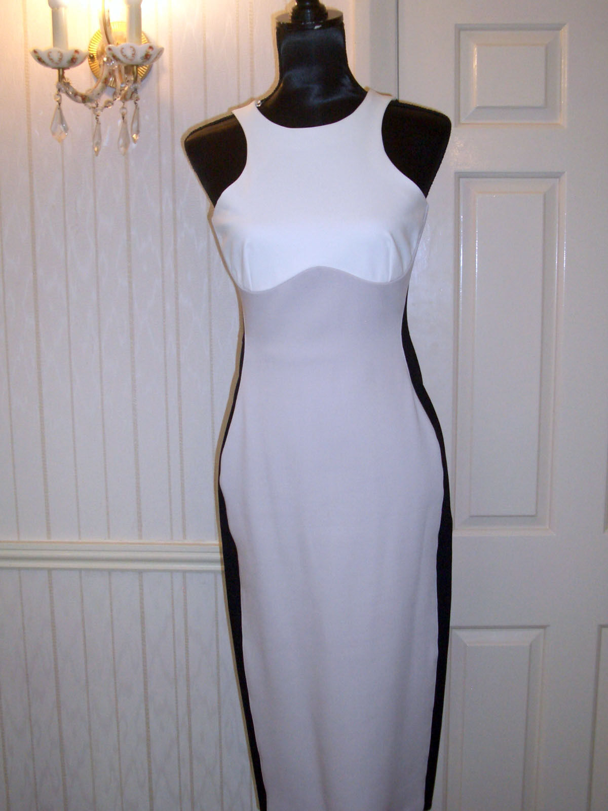d23c300447 McCartney Iconic Bodycon Dress in Good Condition Size 42 () Very Stella  oxrkxg4267-Dresses