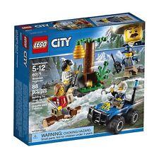 LEGO CITY 60171 CITY POLICE MOUNTAIN FUGITIVE NEW *