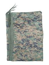 Poncho Liner Woobie Blanket US Military Issue MARPAT Camo BDU Wet Weather Army
