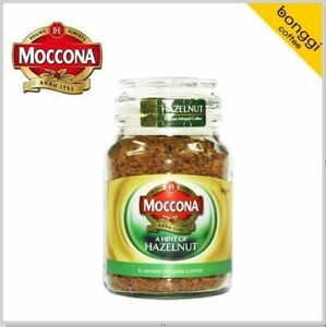 Orderly Hollland Moccona Hazelnut Flavour Instant Coffeebeans Glass Bottle 95g Douwe _so Buy One Give One Home & Garden Other Coffee