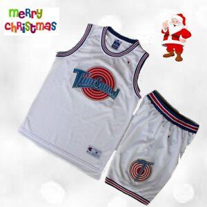 332d17238f3 Christmas 2018 Gift Space Jam Jersey + Short Jordan 23 Squad Bill ...