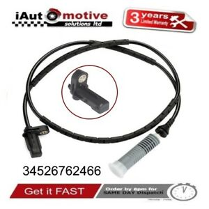 Bmw-1-amp-3-Series-Rear-Wheel-ABS-Speed-Sensor-E88-E90-E91-34526762466-2005-2014