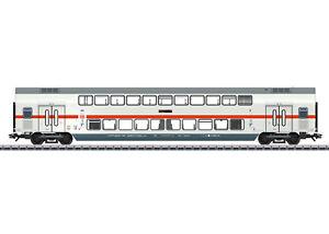 Marklin-43481-Ic-Doppelstockwagen-1-Class-DB-Ag-with-Interior-Lighting-New
