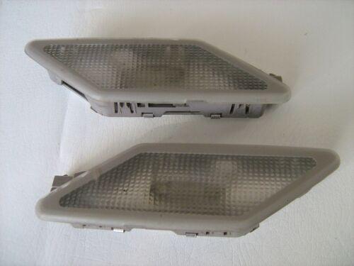 Paire de Lampes custode éclairage BMW E36 E31 arrière 63311387037 63311387038
