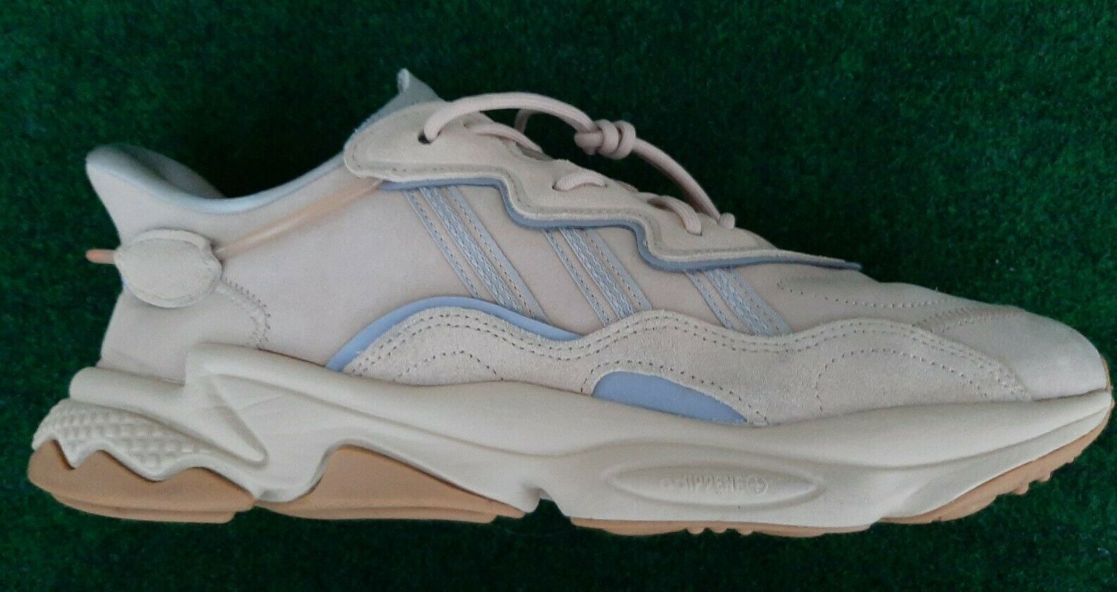 Adidas Ozweego Pale Nude Mens Tan Athletic Shoes … - image 6