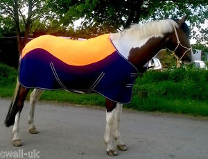 Image Is Loading New Two Tone Colour Horse Cob Pony Show