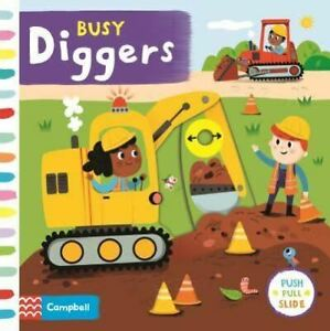 Busy Diggers by Campbell Books