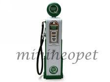 ROAD SIGNATURE 98801 QUAKER STATE VINTAGE GAS PUMP DIGITAL FOR 1/18 DIECAST