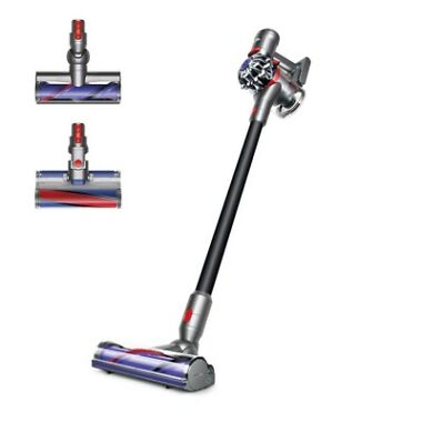 Dyson V7 Absolute Cordless Stick Vacuum + FREE Clean & Organize Kit