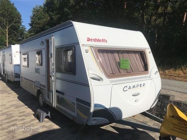 Dethleffs Camper 510 TK, 2005, kg egenvægt 1050